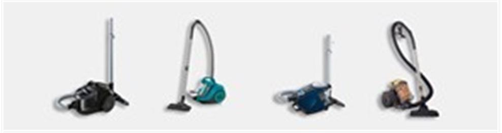 Los mejores aspiradores sin bolsa en Electro Premium