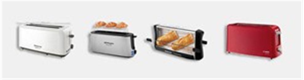 Los mejores tostadores en Electro Premium