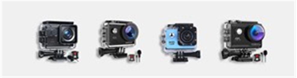 Los mejores cámaras deportivas en Electro Premium