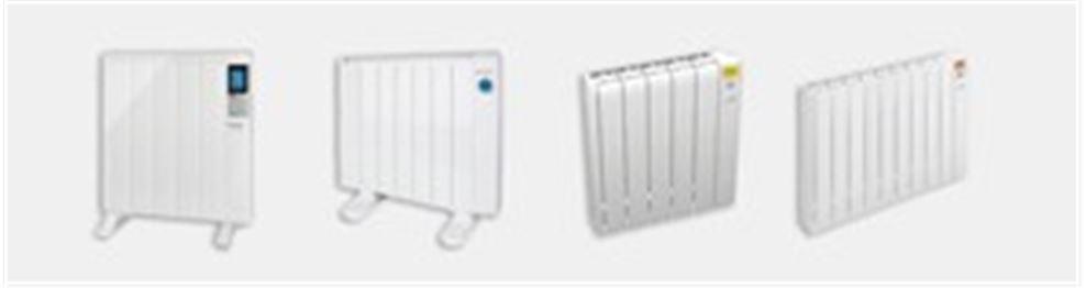 Los mejores emisores térmicos en Electro Premium