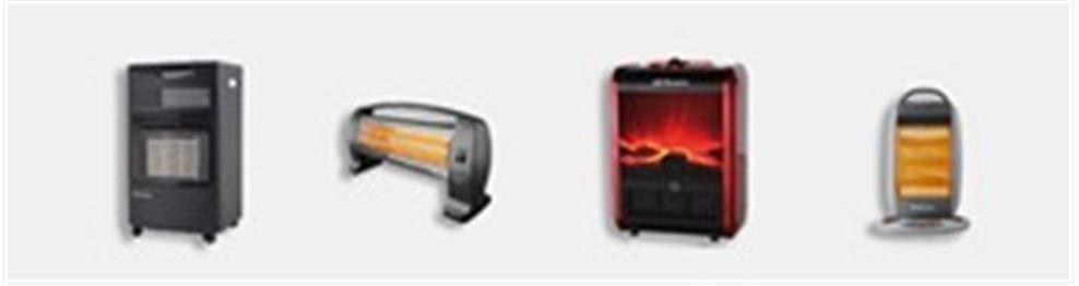 Las mejores estufas en Electro Premium