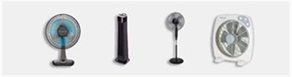 Los mejores ventiladores de pie y sobremesa en Electro Premium